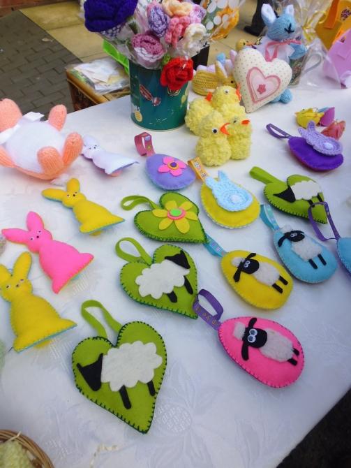Spring Craft Sale
